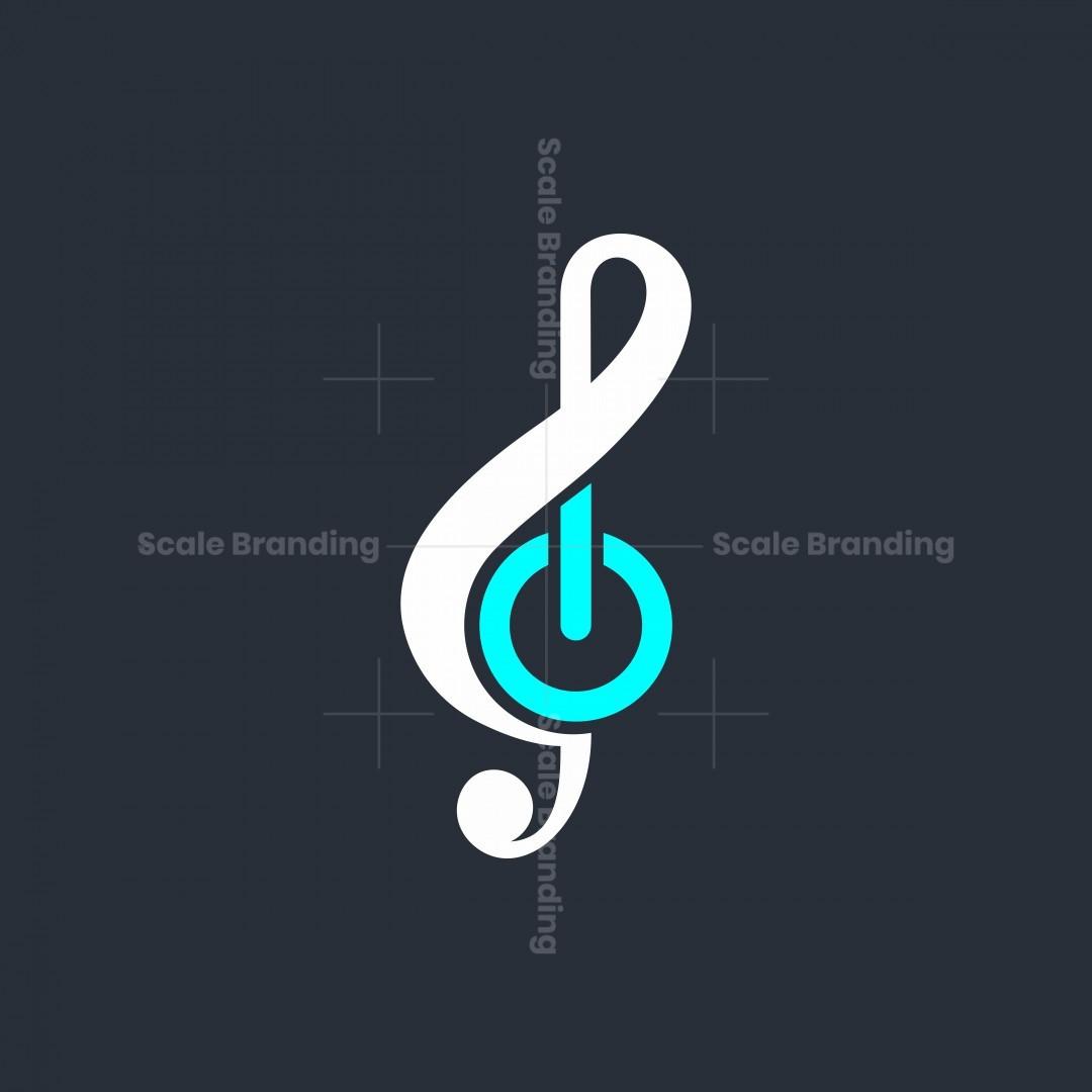 Turn On Music Logo