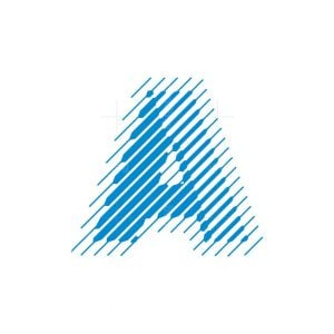 Abstract A Letter Logo