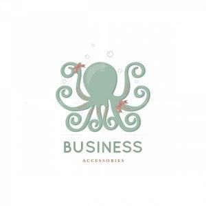 Beryl Octopus Accessories Symbol Logo