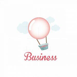 Bubble Air Balloon Kids Shop Logo
