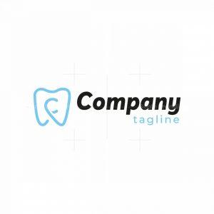 Dentist Letter Logo