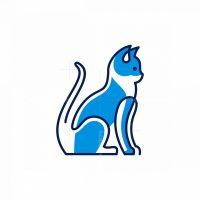 Cat Icon Logo