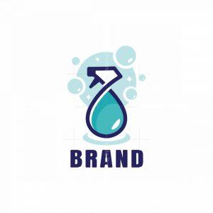 Cleaning Spray Logo
