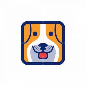 Dog App Icon Logo