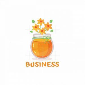 Floral Honey Logo