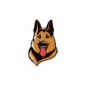 German Shepherd Logo
