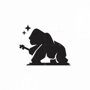 Gorilla Key Logo