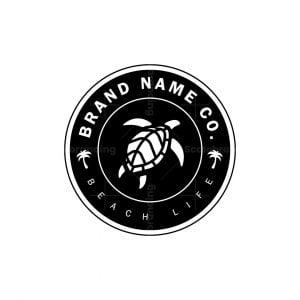 Marine Life Badge Logo