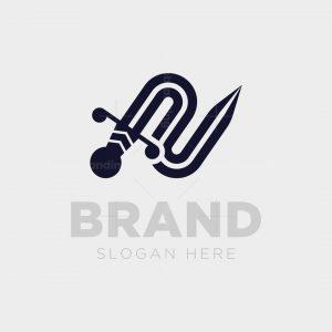 Memorable Sword Logo