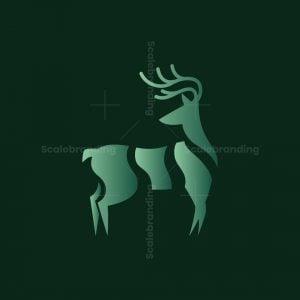 Emerald Deer Logo