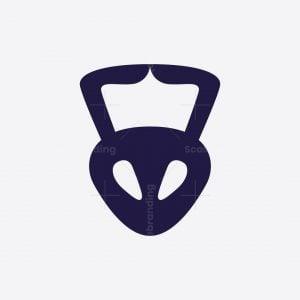 Kettlebell Ant Logo