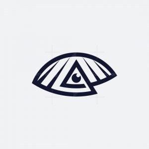 Pyramid Eye Logo