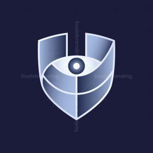 Shield Eye Logo