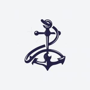 Anchor Eye Logo