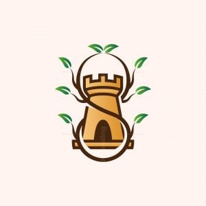 Natural Infinity Tower Logo