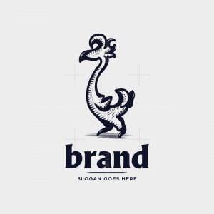 Classic Bird Logo