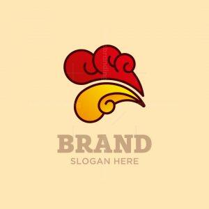 Memorable Rooster Logo