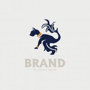 Sphinx Cat Logo
