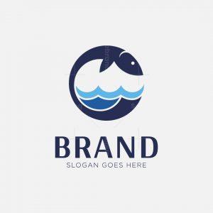 Fish And Sea Logo
