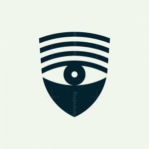 Pharaoh Eye Logo