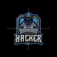 Hacker Mascot Logo