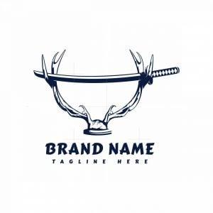 Horn And Katana Logo