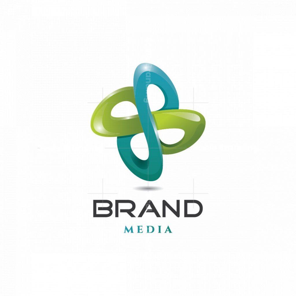 3d Infinity Media Logo
