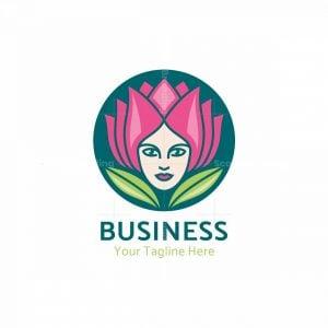 Lady Lotus Logo