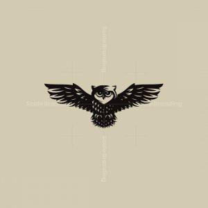 Creative Wise Owl Logo