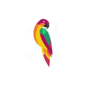 Parrot Icon Logo