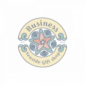 Seashore Gifts Pictorial Logo