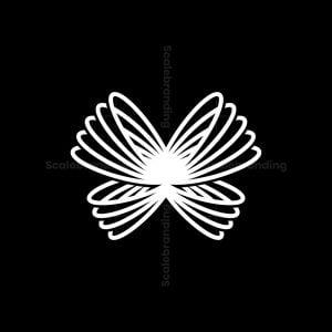 Tech Butterfly Logo