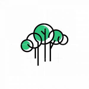 Banyan Tree Icon Logo