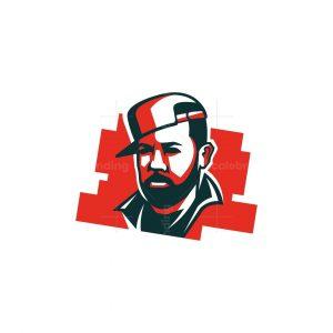 Urban Character Icon Logo