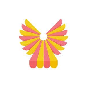 Wings Shop Logo