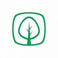 Simple Tree Logo