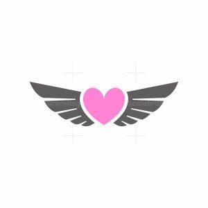 Winged Love Logo