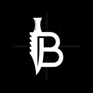B Knife Logo