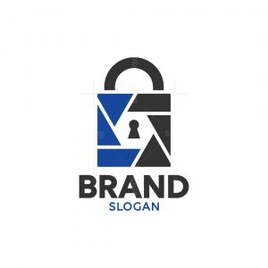 Shutter Lock Logo