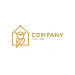 Owl Home Logo