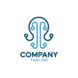 Tech Octopus Logo