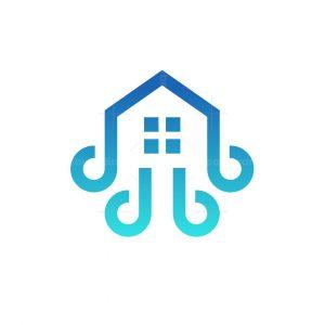 Octopus Home Logo