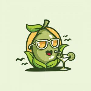 Chillin Lime Logo