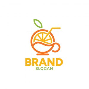 Fruit Drink Logo