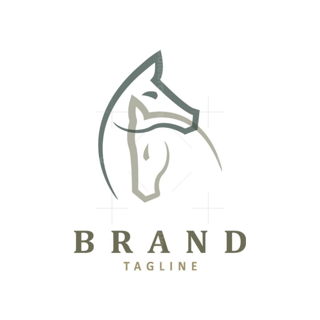 Two Horse Logo