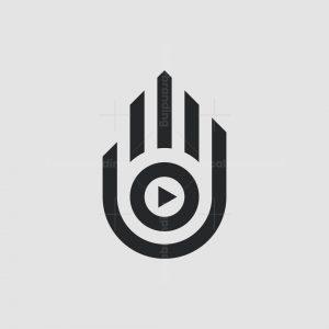 Play Hand Logo