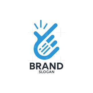 Snap Hand Logo
