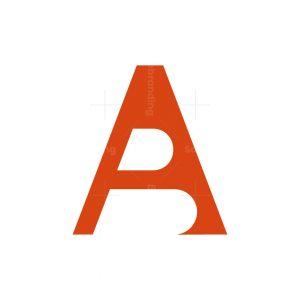 Ab Ba Monogram Logo