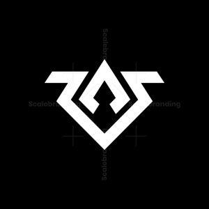 Av Letter Logo