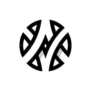 Av Monogram Logo